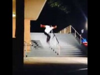 Nyjah Huston: IPhone Clips