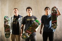 New Skateboard Brand: Primitive Skateboarding